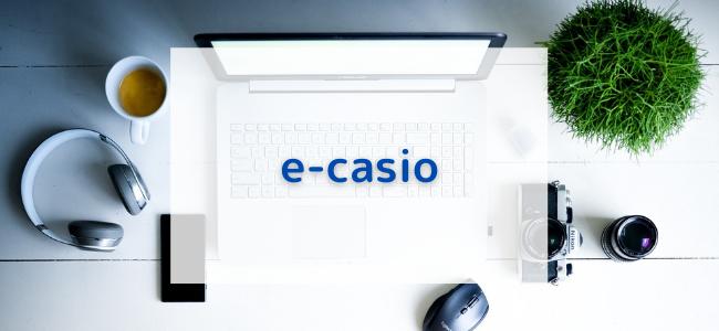 【毎日更新】e-casio ONLINE SHOPPINGはどのポイントサイト経由が一番お得か!
