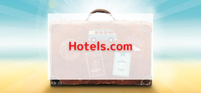 Hotels.com(ホテルズドットコム)をお得に利用する方法!13のポイントサイト経由の申込を比較